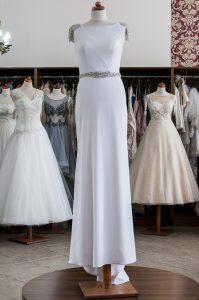 CORIZZI PARIS biała suknia ślubna Madleine Poznań