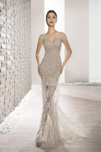 Suknia ślubna Madleine 2019