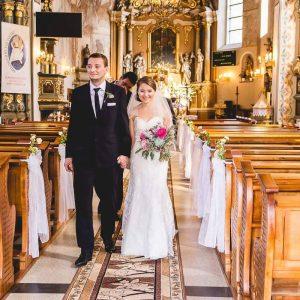 Suknia ślubna Madleine Poznań
